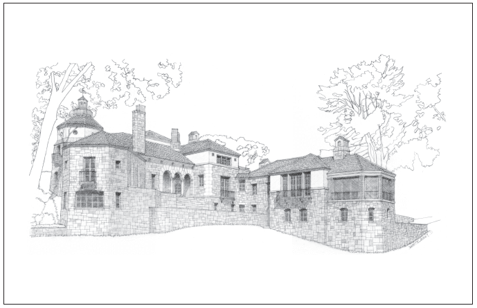 sheldon kostelecky architect sketch