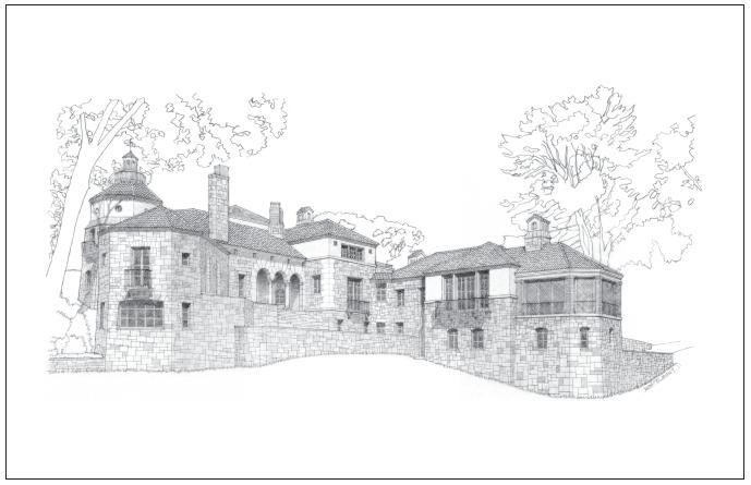sheldon kostelecky architect sketch