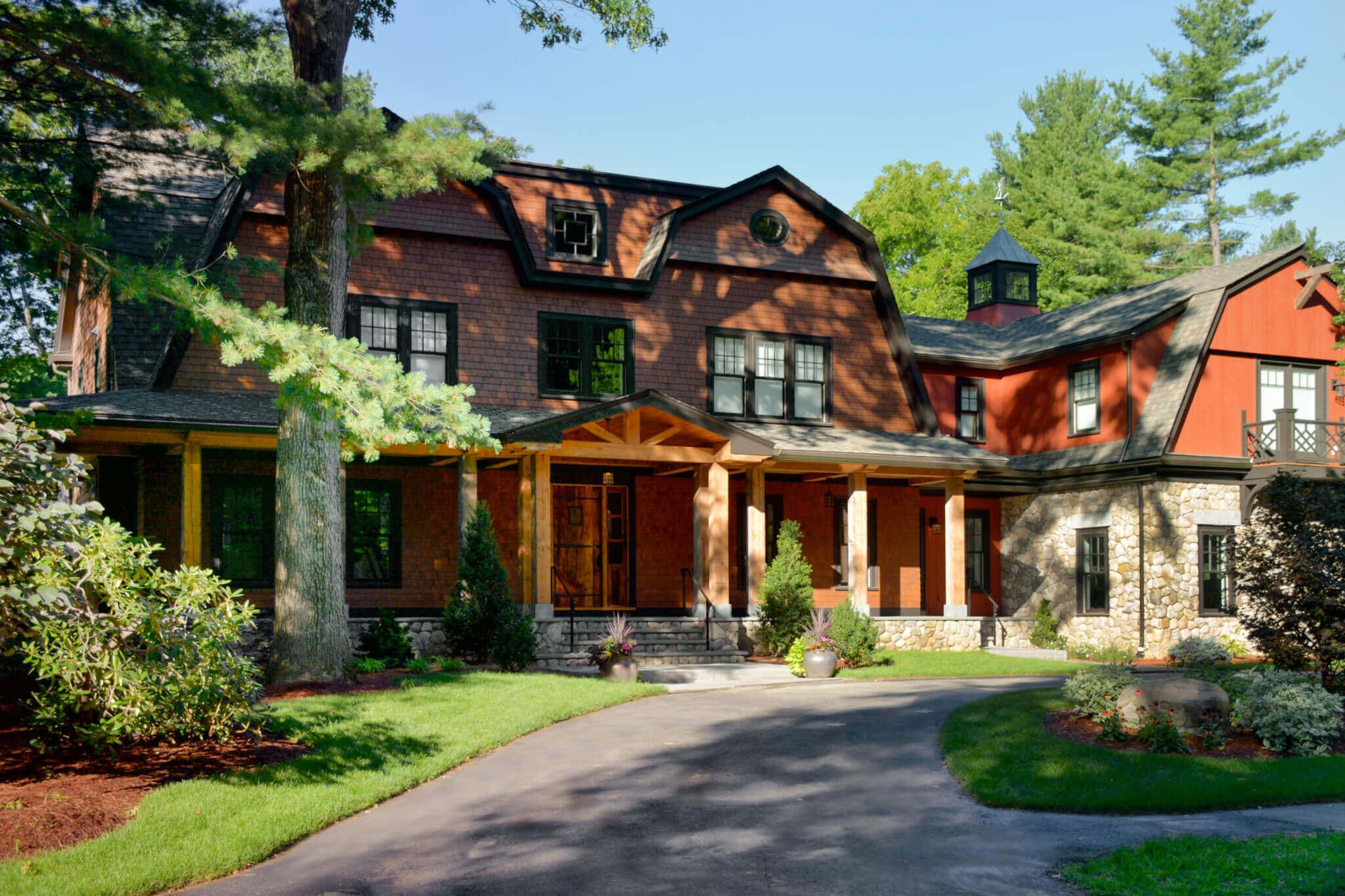 Shingle Style House - Architect