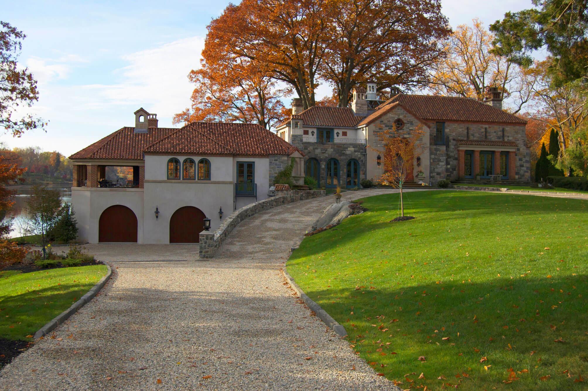 Spanish Revival House